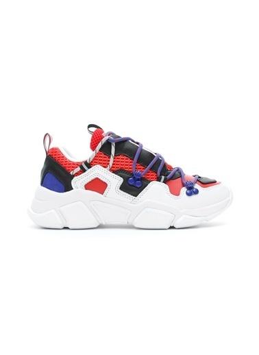 Tommy Hilfiger Spor Ayakkabı Kırmızı